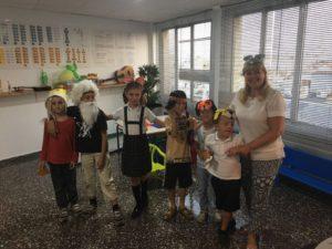 музыкальные занятия для детей В Валенсии